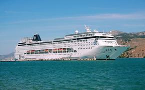 MSC Armonia, Crucero, Enviar