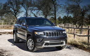 Jeep, Grand Cherokee, 3.0 CRD, Overland, 2014