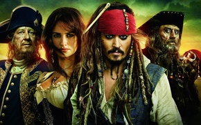 Johnny Depp, Piratas do Caribe, Johnny Depp, Piratas do Caribe