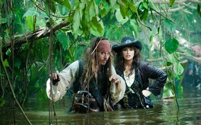 Johnny Depp, Pirates of the Caribbean, Johnny Depp, Pirates of the Caribbean