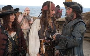 Johnny Depp, Pirates des Caraïbes, Johnny Depp, Pirates des Caraïbes