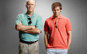 dexter, Dexter, hall, hall, Lithgow, Lithgow, TV series