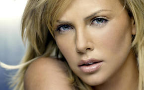 Charlize Theron, del cinema, attrice