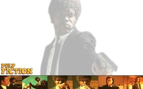 Pulp Fiction, Pulp Fiction, film, movies