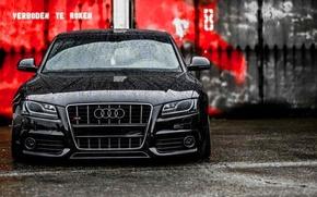 Audi RS5, Audi, Black