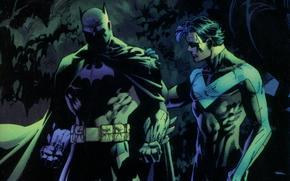 art, Batman, Bruce Wayne, Dark Knight, Темный рыцарь