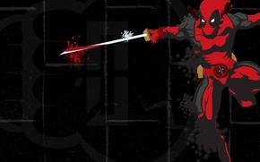 Deadpool, comic strip, cartone animato, arte