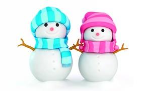 allegro, Natale, contento, vacanze, nuovo, anno, Decorazione di Natale