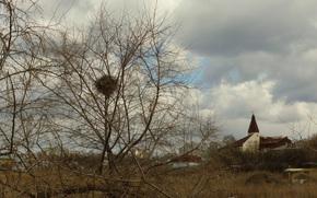 Kharkov, Saltovka, Marzo