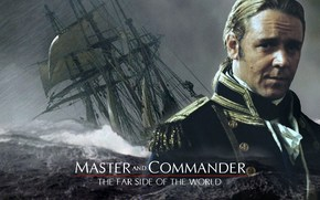 Master and Commander: The Far Side of the Earth, Master and Commander: The Far Side of the World, film, movies