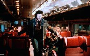 Hugh Jackman, X-Men, Wolverine, Wolverine, embrayages, rage, lame, bande dessinée, dessin animé