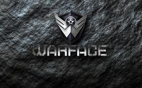 Warface, game, logo