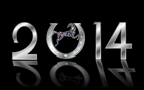 New Year, 2014, year of the horse