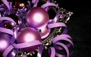 Capodanno (Natale), Palloncini, nastro
