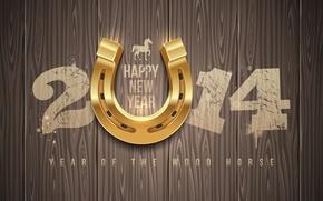 год лошади, happy new year, новый год, 2014