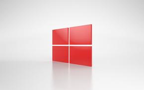 ventanas, papel pintado, ordenador, sistema operativo, emblema