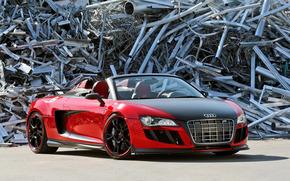 Audi R8, ABT, тюнинг