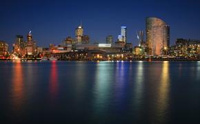 Docklands, Melbourne, L'Australia