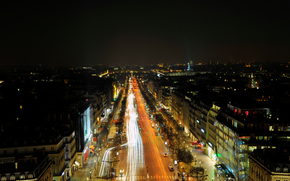 Paris, France, Champs Elysee