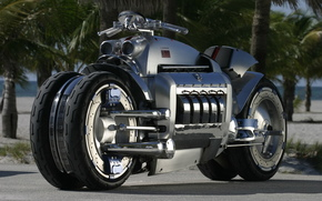 moto, tomahawk, dodge, concept de 1680 x 1050
