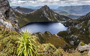 Arthurs occidentali, Tasmania, Lago di Oberon