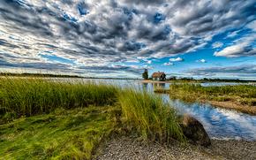 Stony Brook Harbor - Long Island, New York, landscape