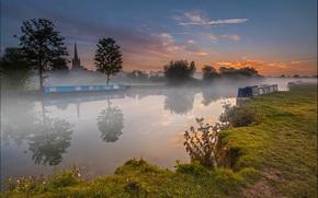 Il Tamigi, Lechlade, Gloucestershire
