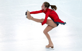 Julia Lipnitskaya, figure skating, skater, Sochi 2014, sochi 2014 olympic winter games, XXII Olympic Winter Games, sochi 2014, Russia, Russia, ice