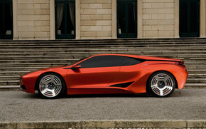 concept, cars, bmw, M1, Homage, (2008)