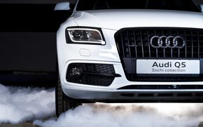 Audi, Q5, Ауди, Сочи