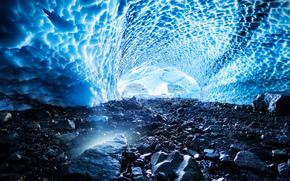 Ледяные Пещеры, Washington, природа