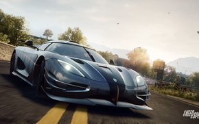 Koenigsegg One: 1, Need for Speed: Rivals, games