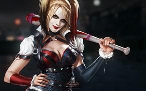 Harley Quinn, Batman: Arkham Knight, Games