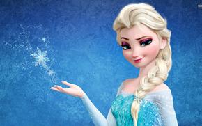 Elsa, Frozen, Movies