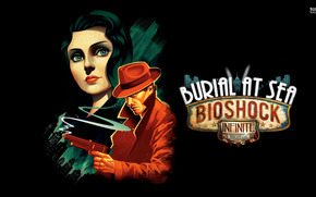 bioshock infinite, BioShock, Burial at Sea, games