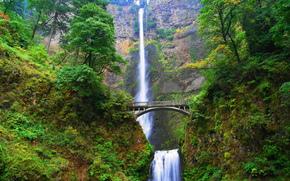 Multnomah, Oregon, cascade