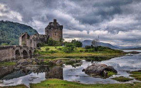 Eilean Donan Castle, Scozia, Eilean Donan Castle