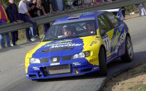 WRC, 2001 Seat Cordoba, rally