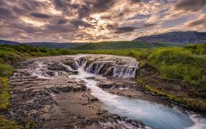 prirola, 景观, 河