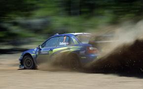 WRC, 2004 Subaru Impreza