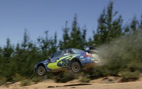 WRC, 2004 Rally