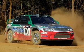 ヒュンダイアクセント, WRC, 2001