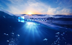 windows 8, papel pintado, arte