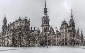 Palace Theatre, Dresden, germany