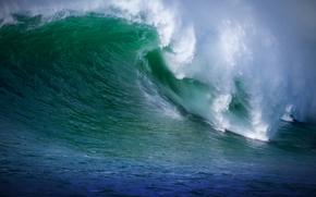 海, 波, 泡沫