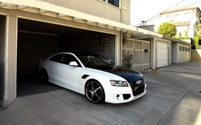 audi, A5, ABT Tuning