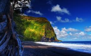 big island, hawaii, пейзаж