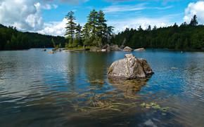 Штат Нью-Йорк, Саранак Лейк, Saranac Lake