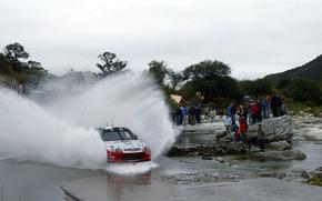 WRC 2002, acento, Rally, Argentina