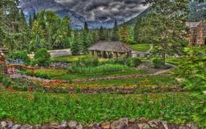 Canada House, Banff National Park, Alberta